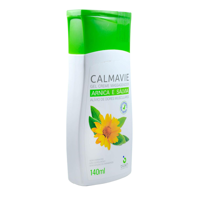 Calmavie Creme Massageador Alivio Dores Musculares