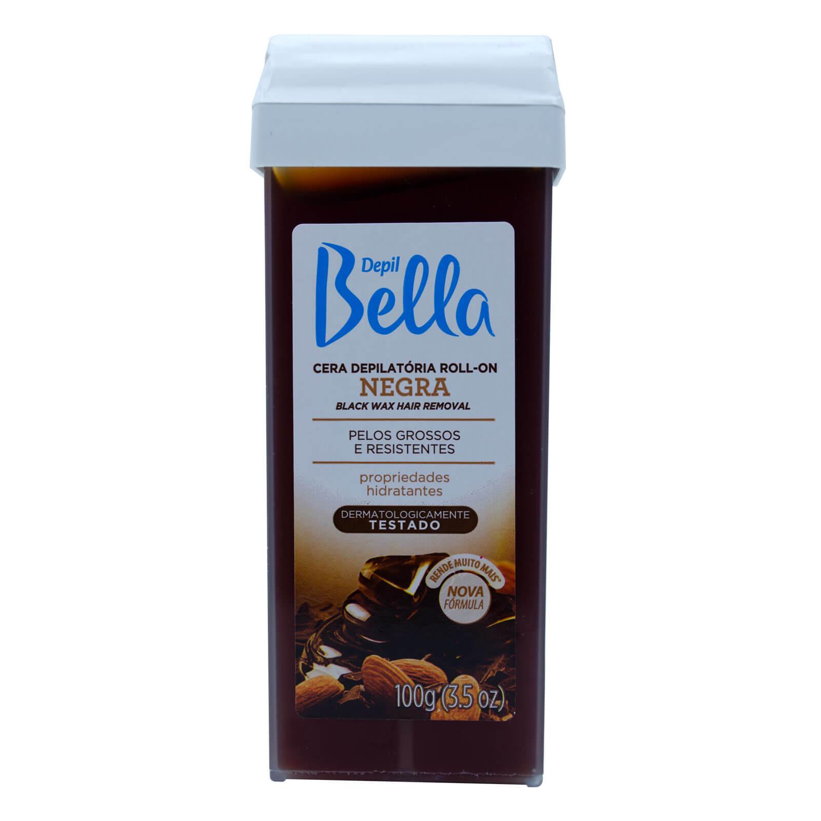 Cera Depil Bella Refil Roll-On 100g