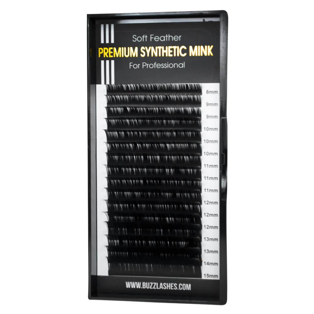 Cílios Buzz Lashes Mink Premium Bandeja Mix 8-15mm