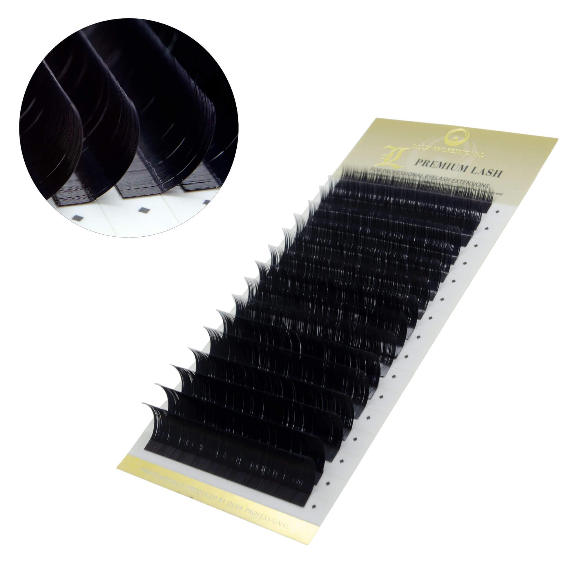Cílios Dlux L Premium Lash Curvatura LC