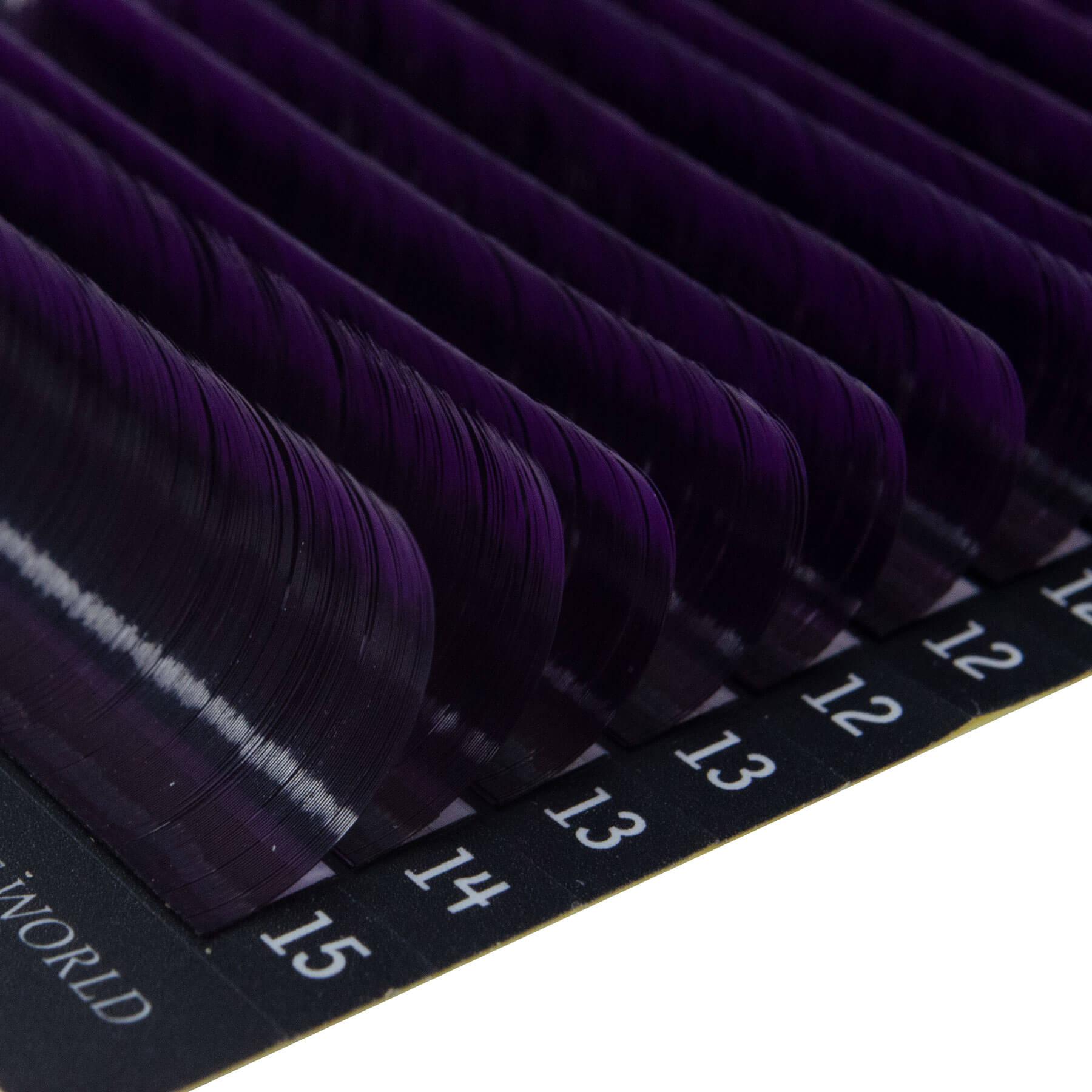 Cílios Dlux Ombre Espessura 0.07mm Mix 6-15mm