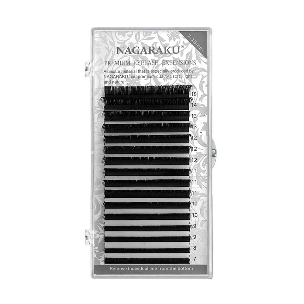 Cílios Nagaraku Volume Russo Curvatura LC