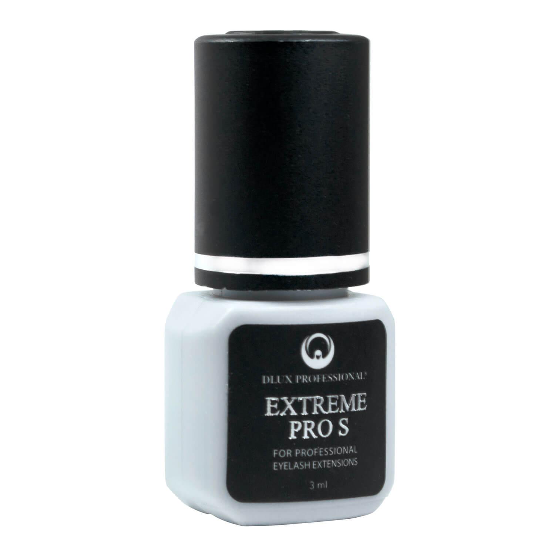 Cola Dlux Extreme Pro S para Alongamento de Cílios 3ml