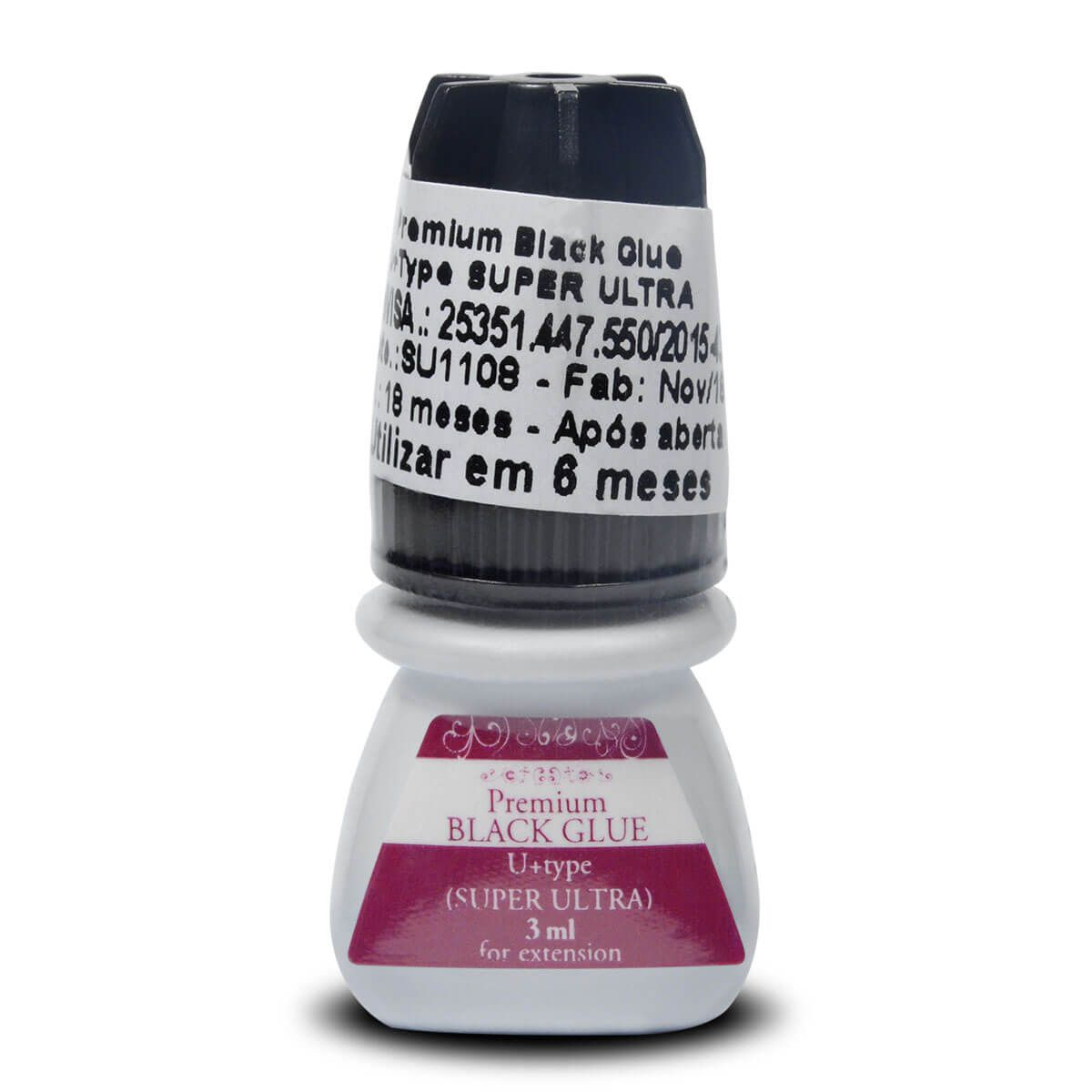 Cola Premium Black U+type Super Ultra 3ml