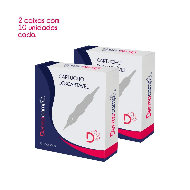 Combo Controle Digital ABS + Dermógrafo Sharp 300 Pró
