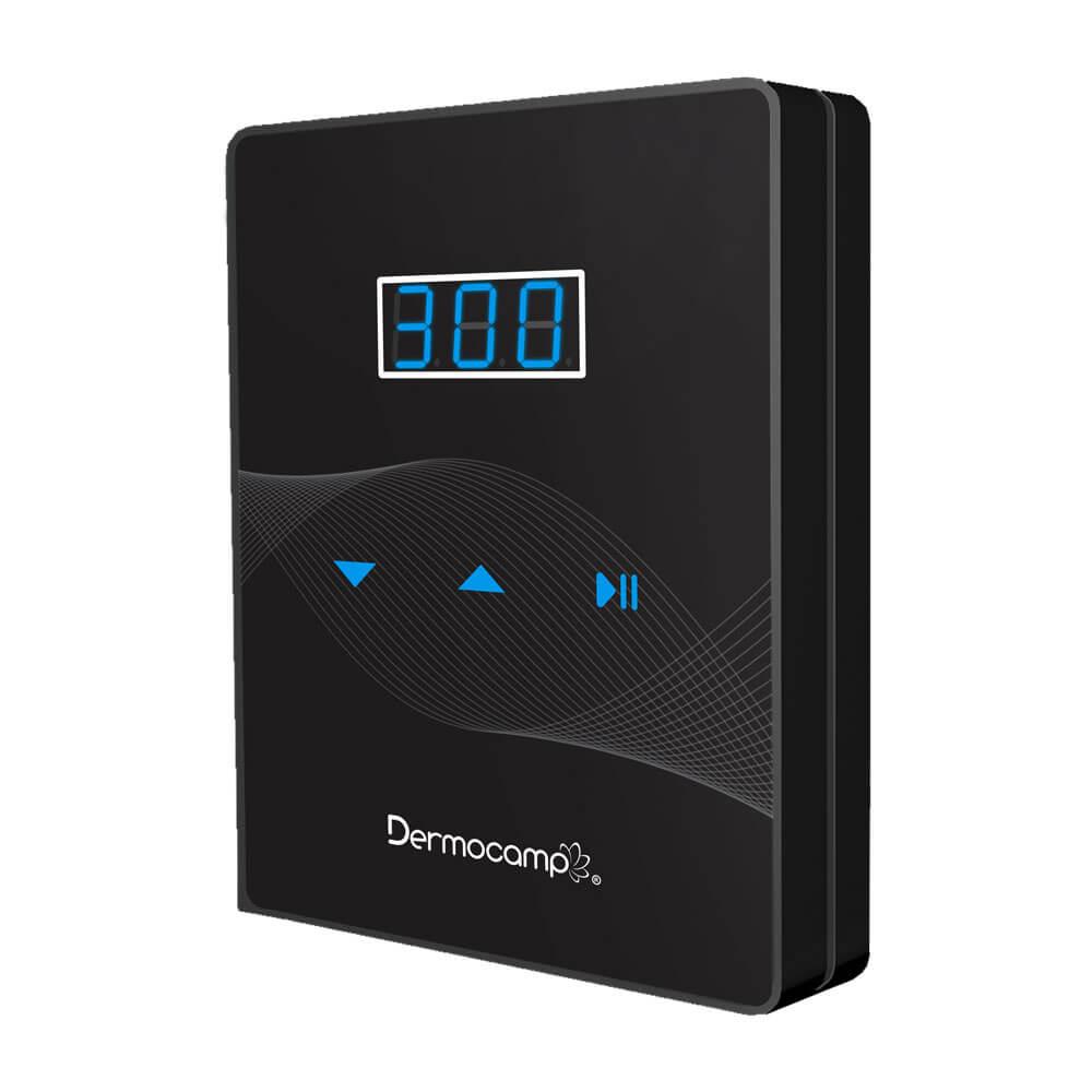Combo Controle Slim Dark Preto + Sharp 300 Black