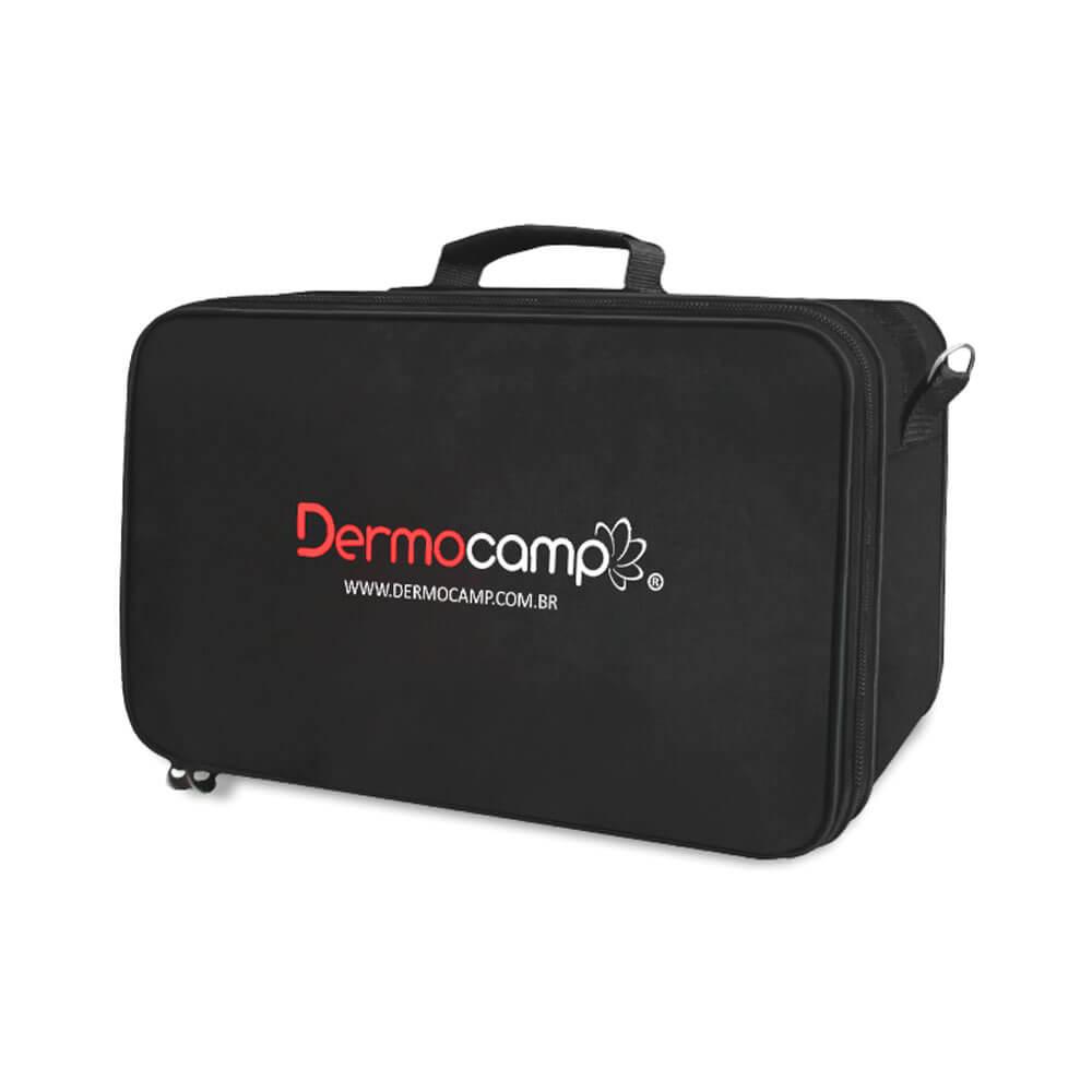 Conjunto Controle Digital Sirius White + Dermografo Sharp 300 Pró Prata