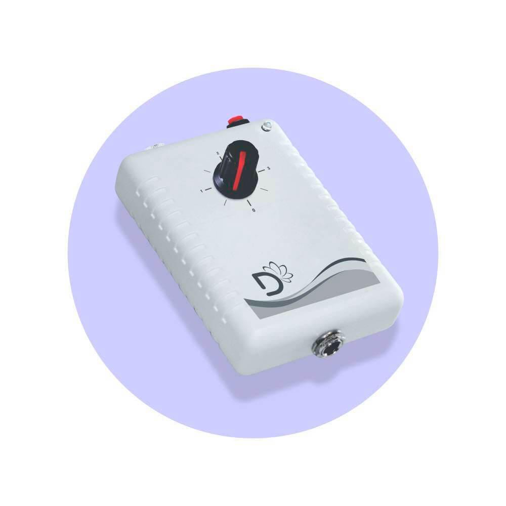 Controle de velocidade Analógico Dermocamp