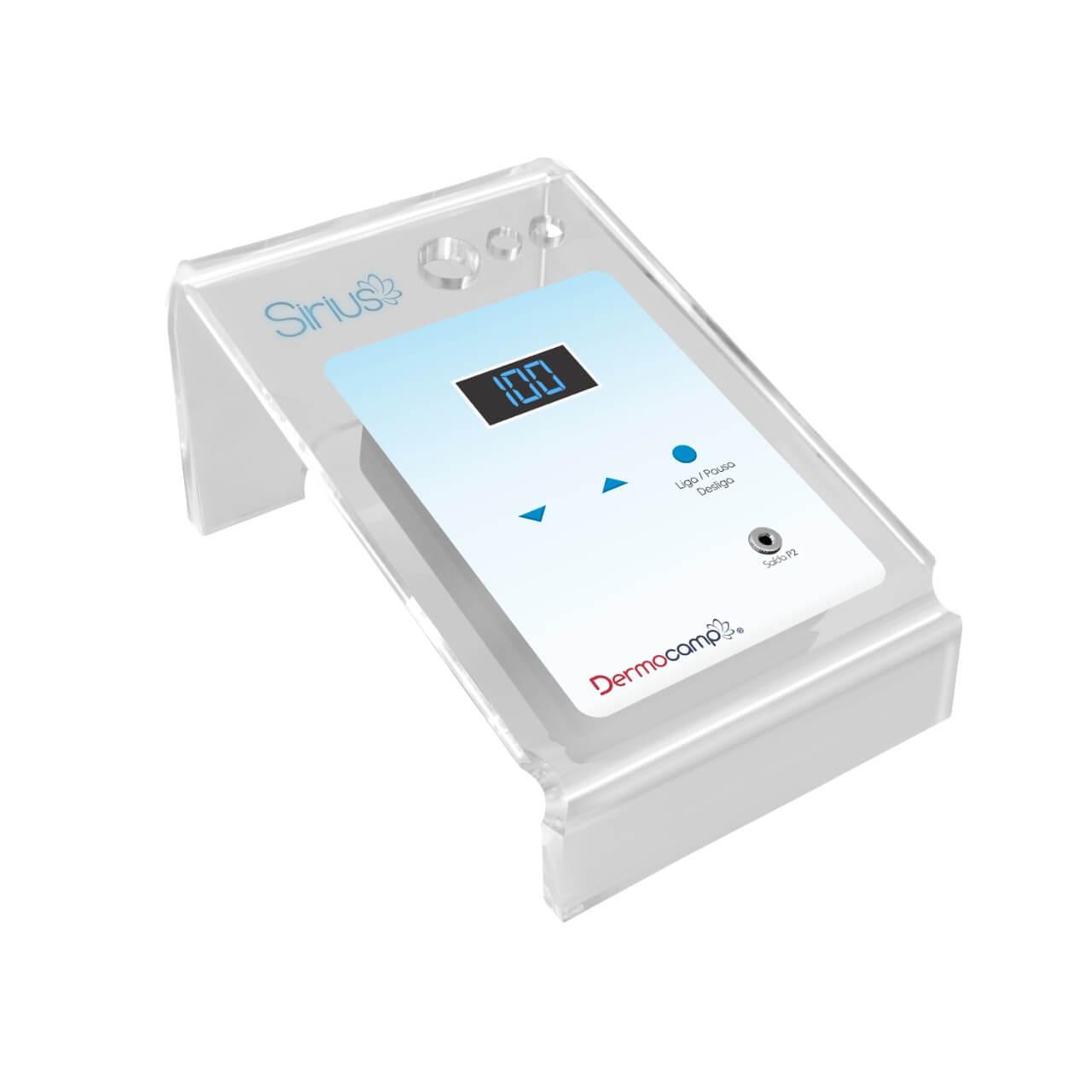 Controle de Velocidade Digital Dermocamp Sirius