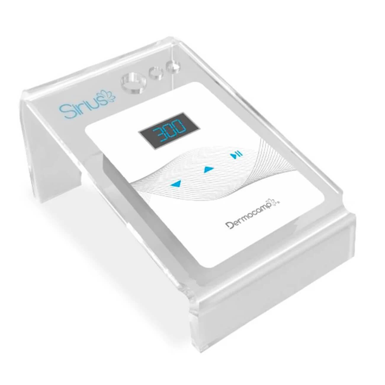 Controle de Velocidade Digital Dermocamp Sirius White
