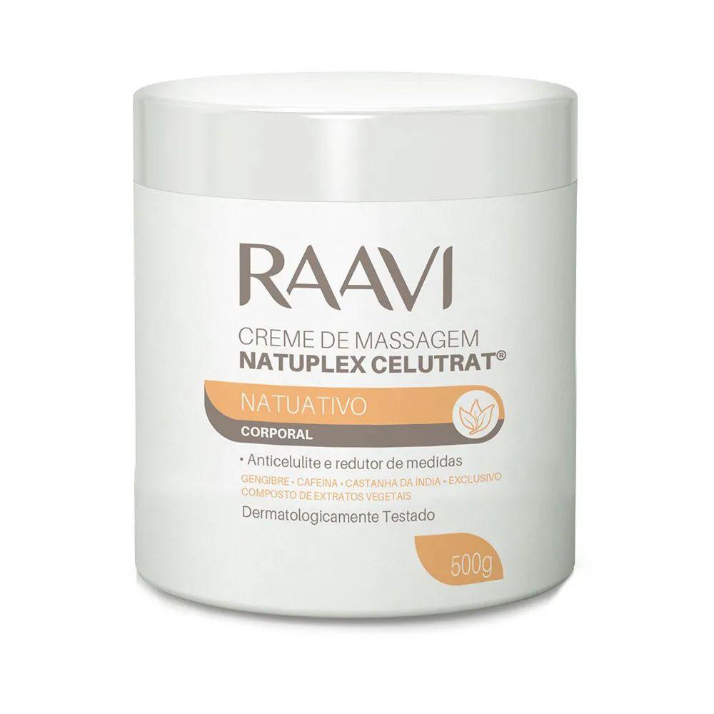 Creme Massagem Natuplex Raavi 500g