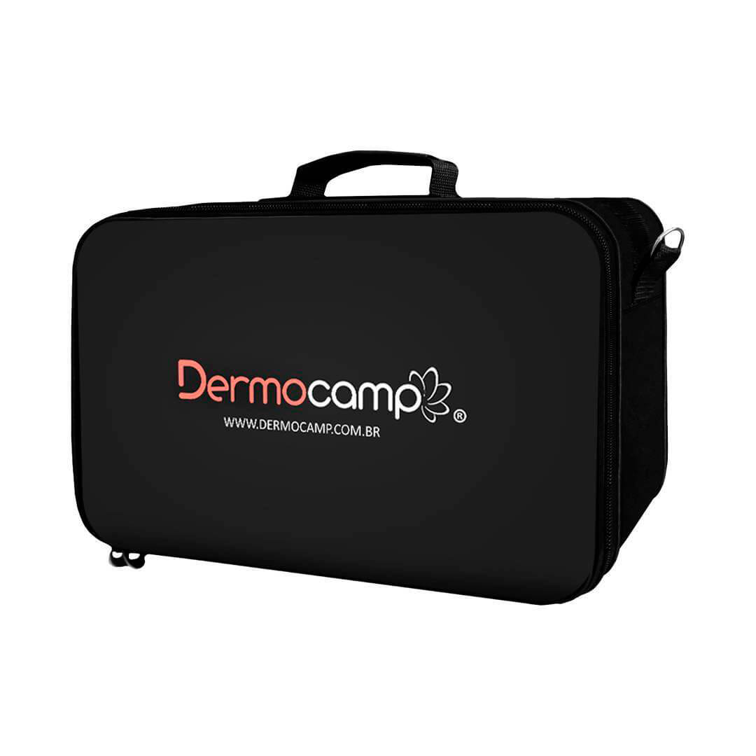 Dermografo Dermocamp Sharp 300 Black Combo Controle Digital