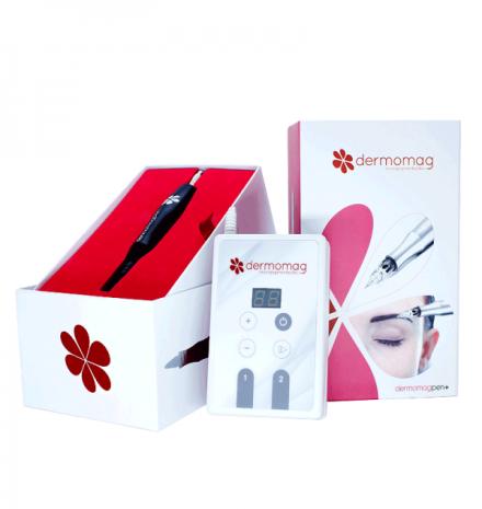 Dermógrafo Dermomag Pen Fonte Duo Prata