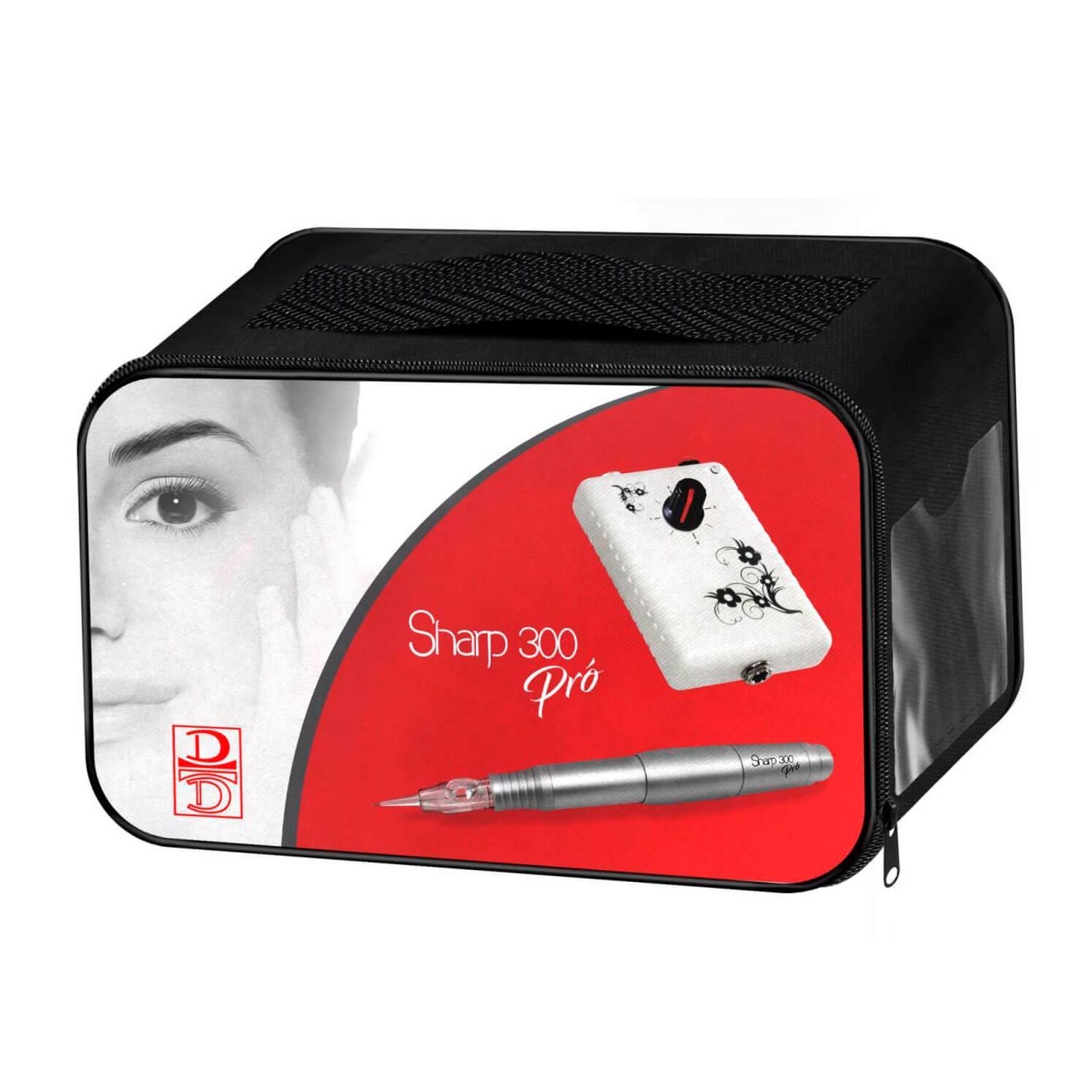 Dermógrafo Sharp 300 Pró Combo Com Controle Analógico