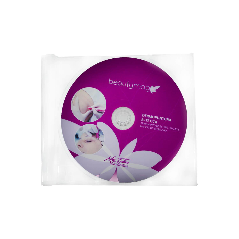 DVD Dermopuntura Beautymag