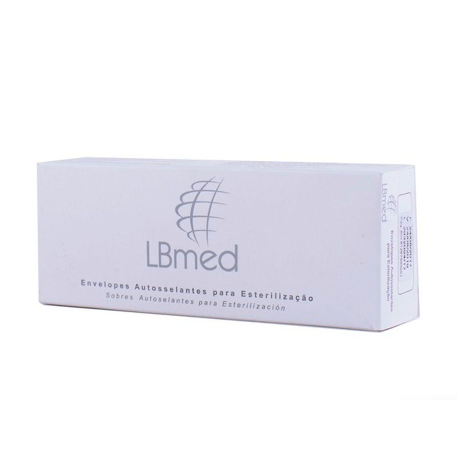 Envelopes Autoselantes LBmed 70X230mm 100Un