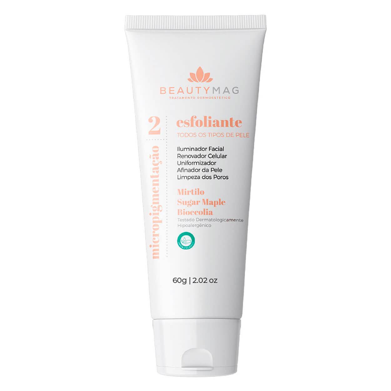 Esfoliante Beauty Mag para Micropigmento 60g
