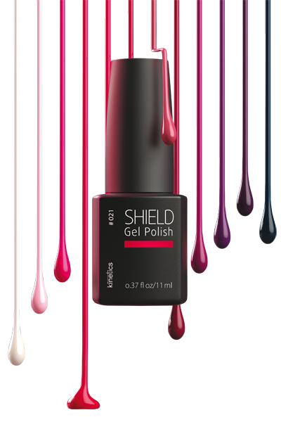 Esmalte Kinetics Shield Gel Polish 11ml