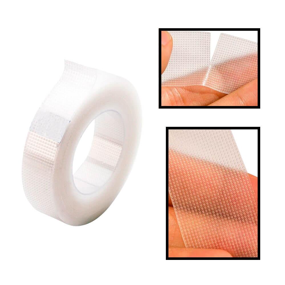 Fita Transpore para Alongamento de Cílios  2,5cm