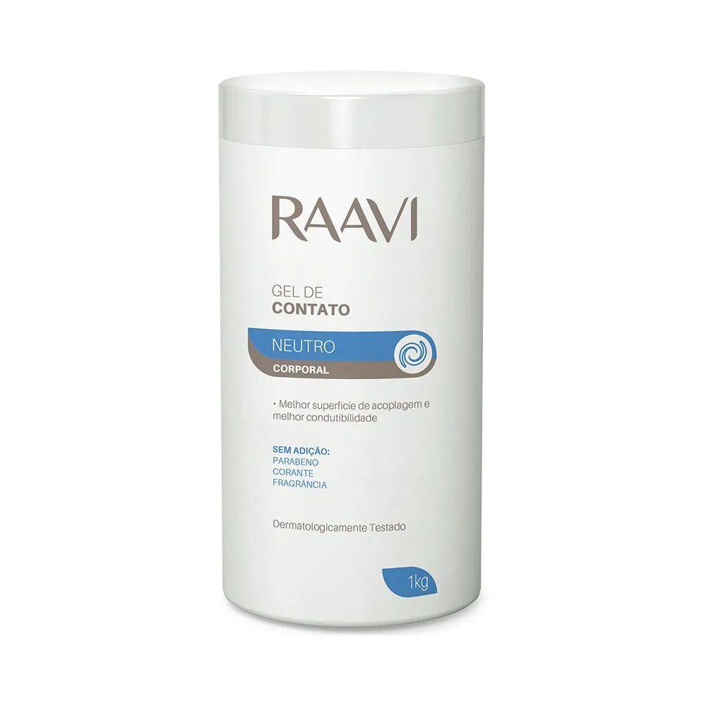 Gel de Contato Raavi Neutro 1kg