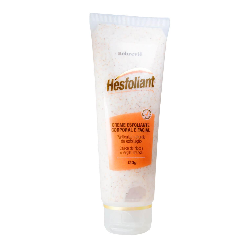 Hesfoliant Creme Esfoliante Corporal e Facial 120g