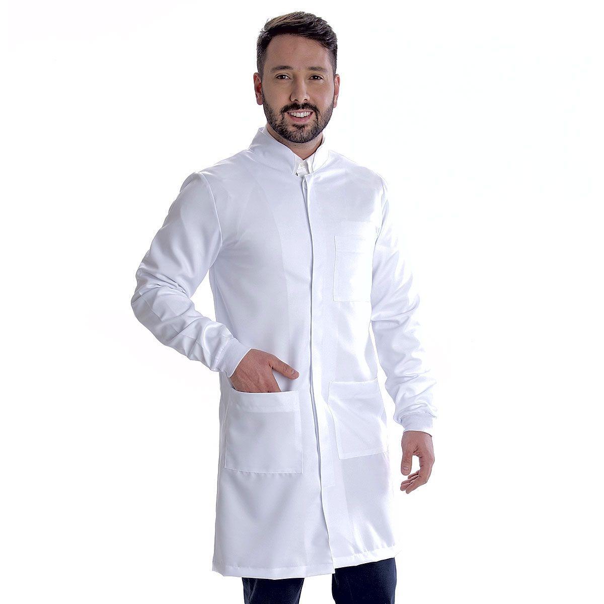 Jaleco Masculino Unik FunWork