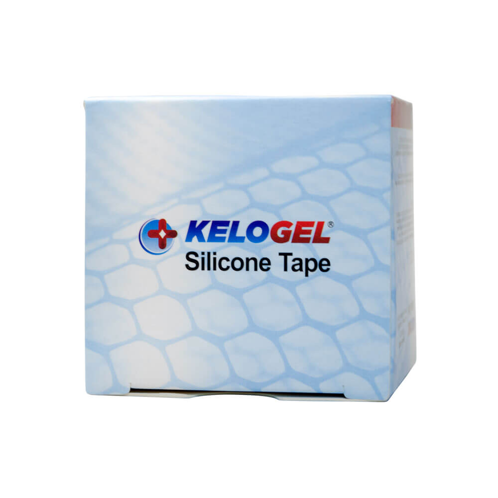 Kelogel Tape Silicone Médico Hospitalar 4cmx3m