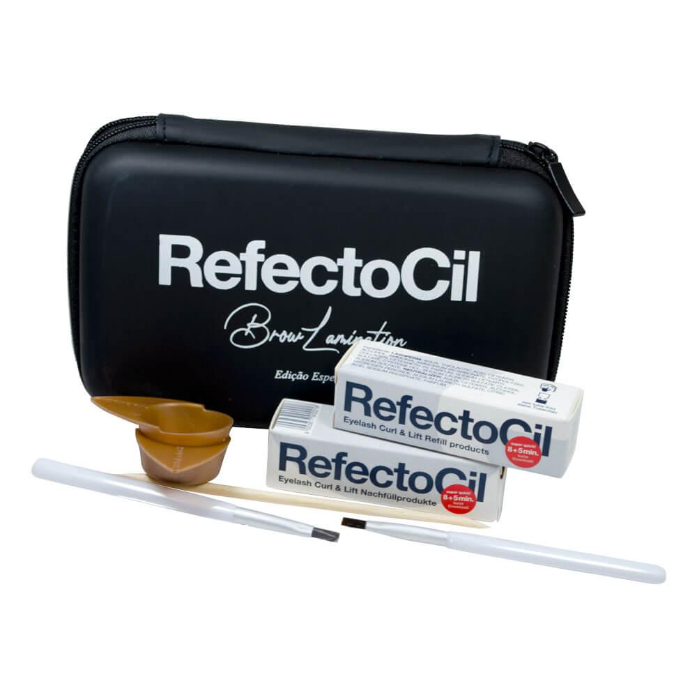 Kit Brow Lamination Refectocil 24 Aplicações