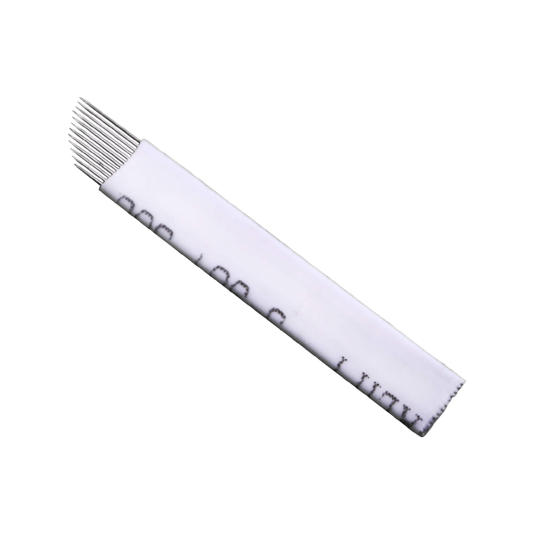 Lâmina Tebori Flex Chanfrada Espessura 0.20mm Kit 5un