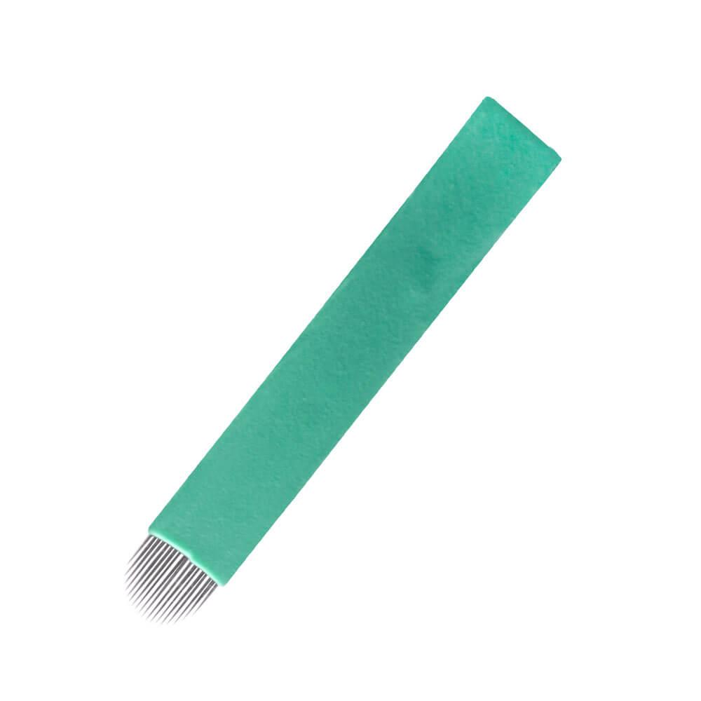 Lâmina Tebori Flex U Nano 0.16mm Kit 5un
