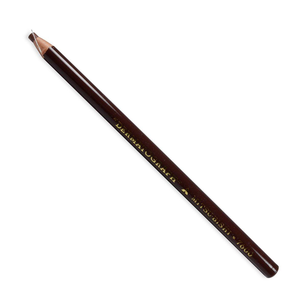 Lápis Dermatográfico Mitsubishi 7600 Cores