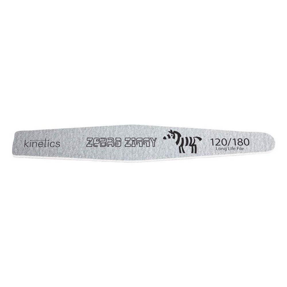 Lixa de Unha Kinetics Zebra 120/180