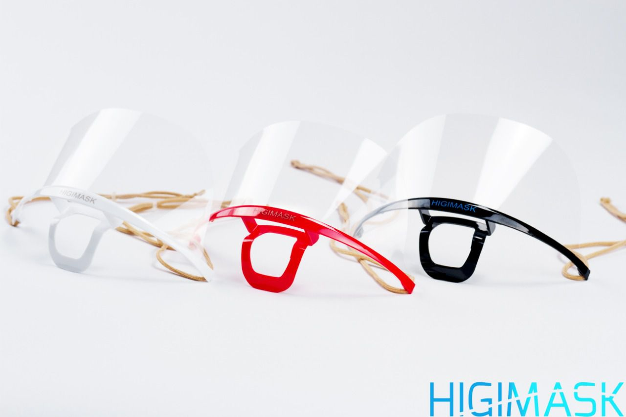 Máscara de Proteção Higimask M5