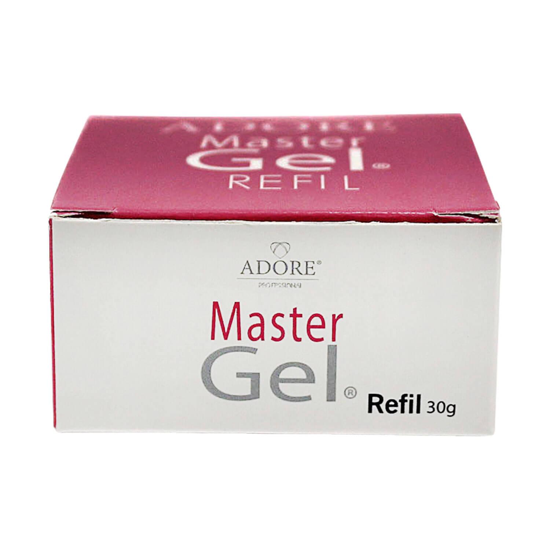 Master Gel Adore para Construção de Unhas Refil 30gr