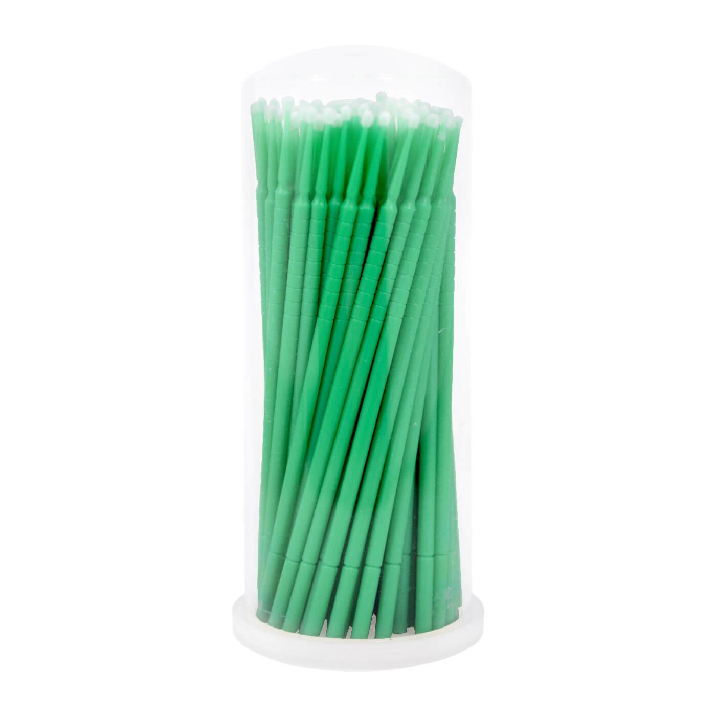 Microbrush Cotonetes para Cílios 100un