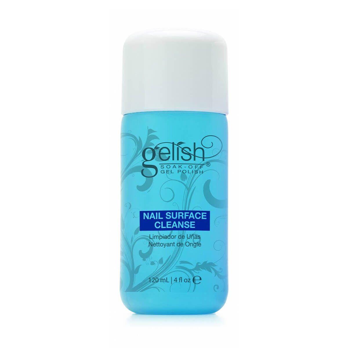 Nail Surface Cleanse Harmony Higienizador de Unhas 120ml