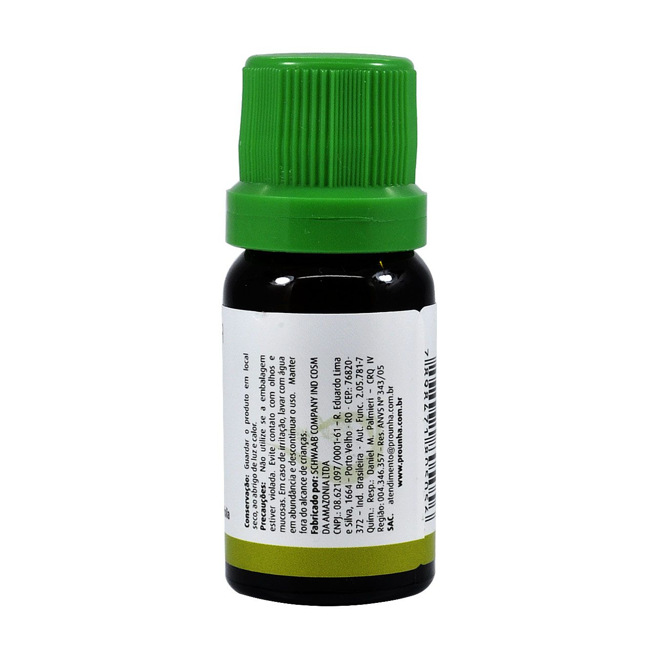 Óleo Essencial de Melaleuca Alternifolia 10ml