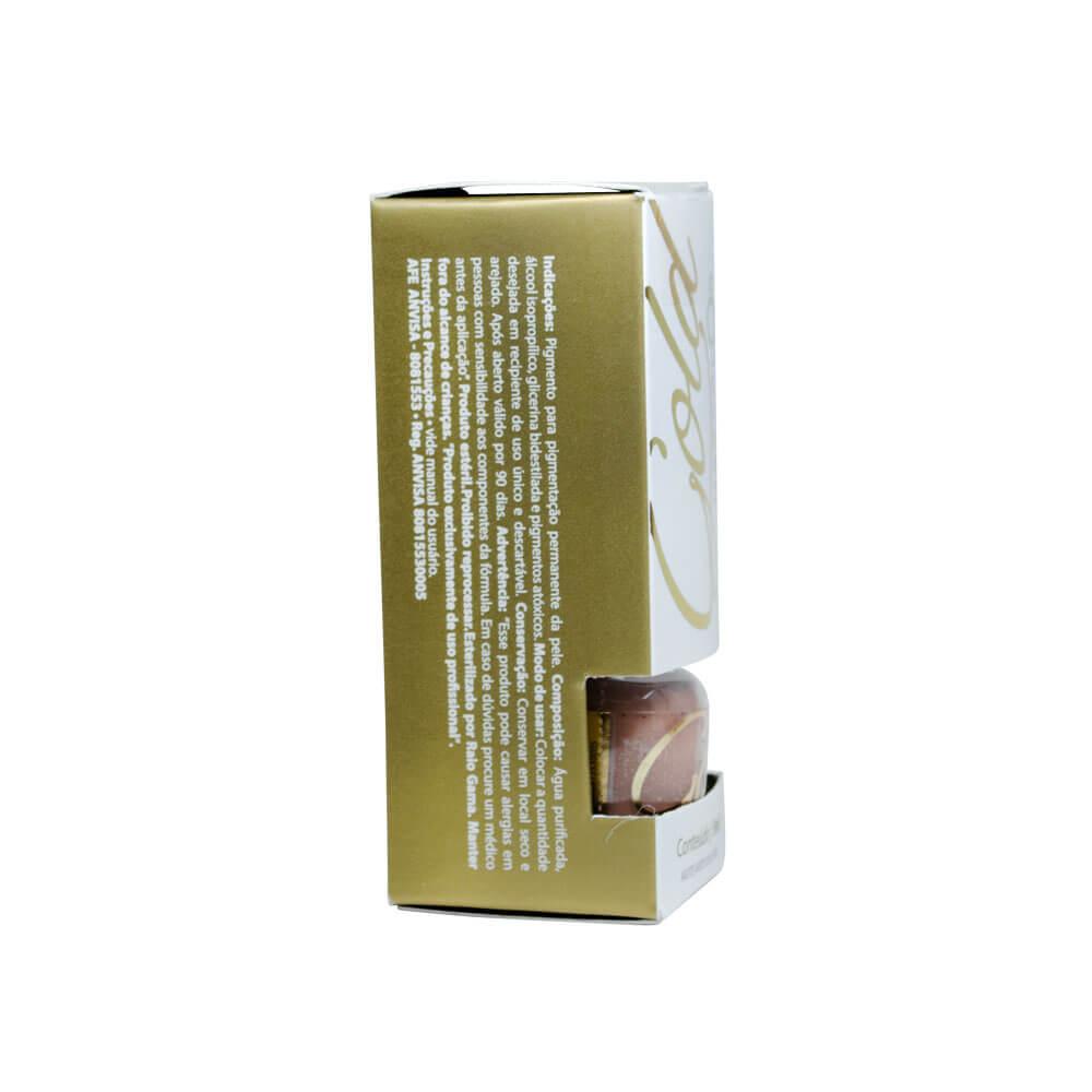 Pigmento Mag Color Gold 5ml Bege Escuro