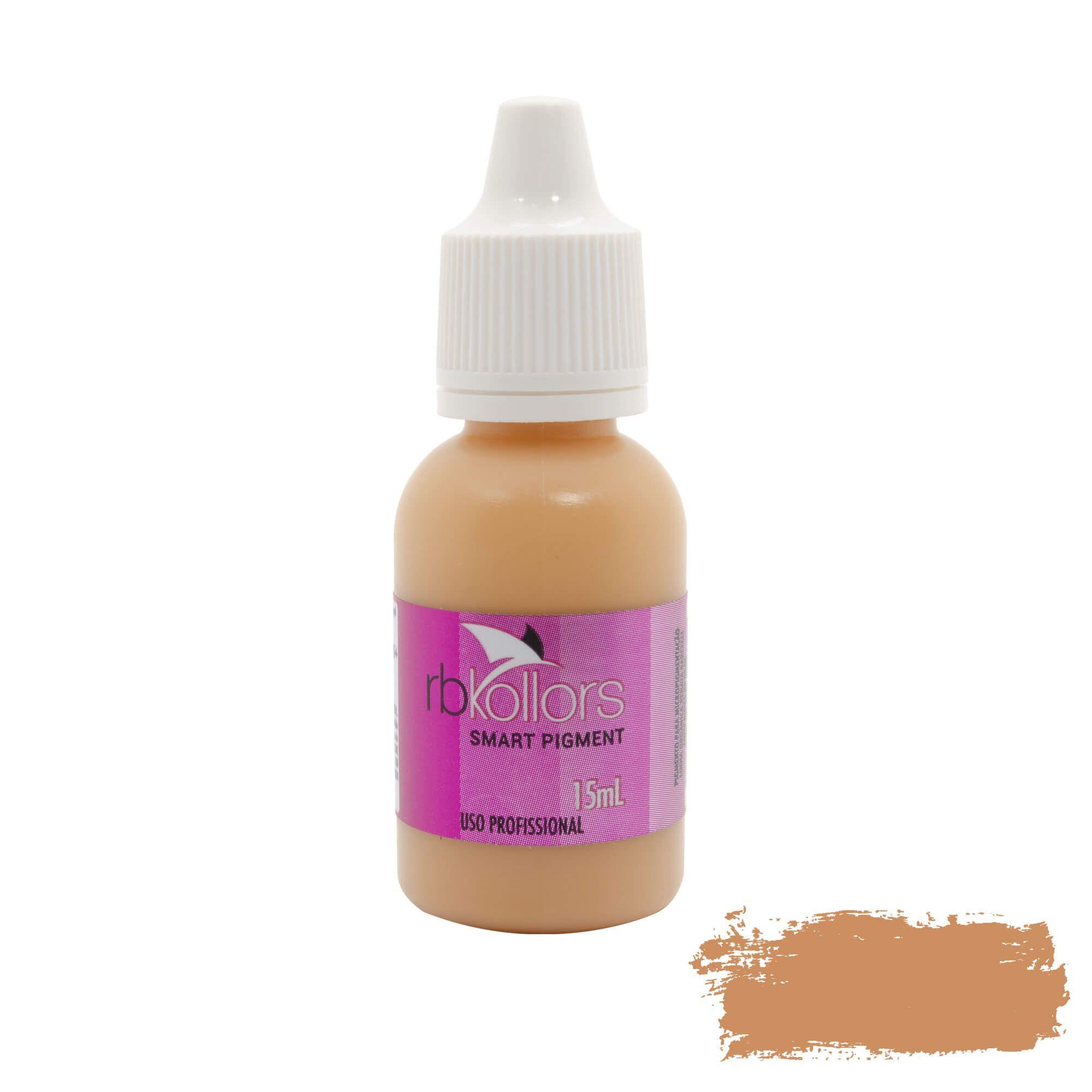 Pigmento Rb Kollors 15ml Honey