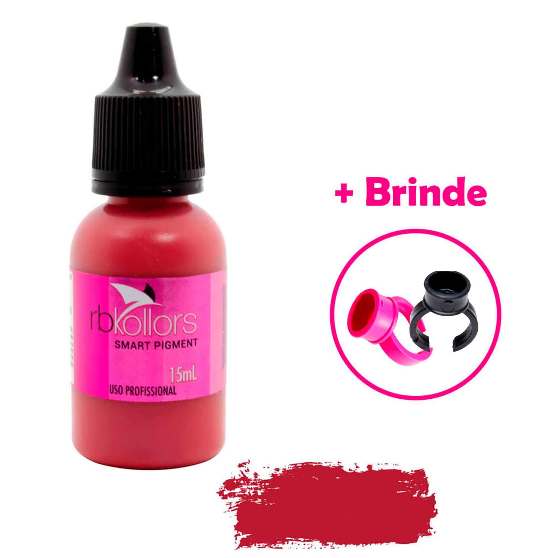 Pigmento Rb Kollors 15ml Red Sand
