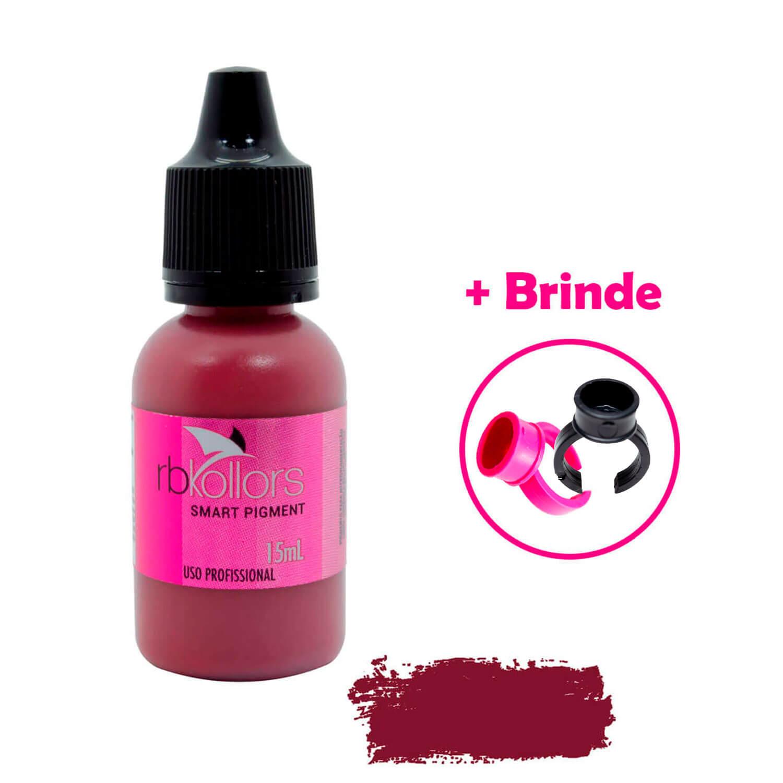 Pigmento Rb Kollors 15ml Ruby