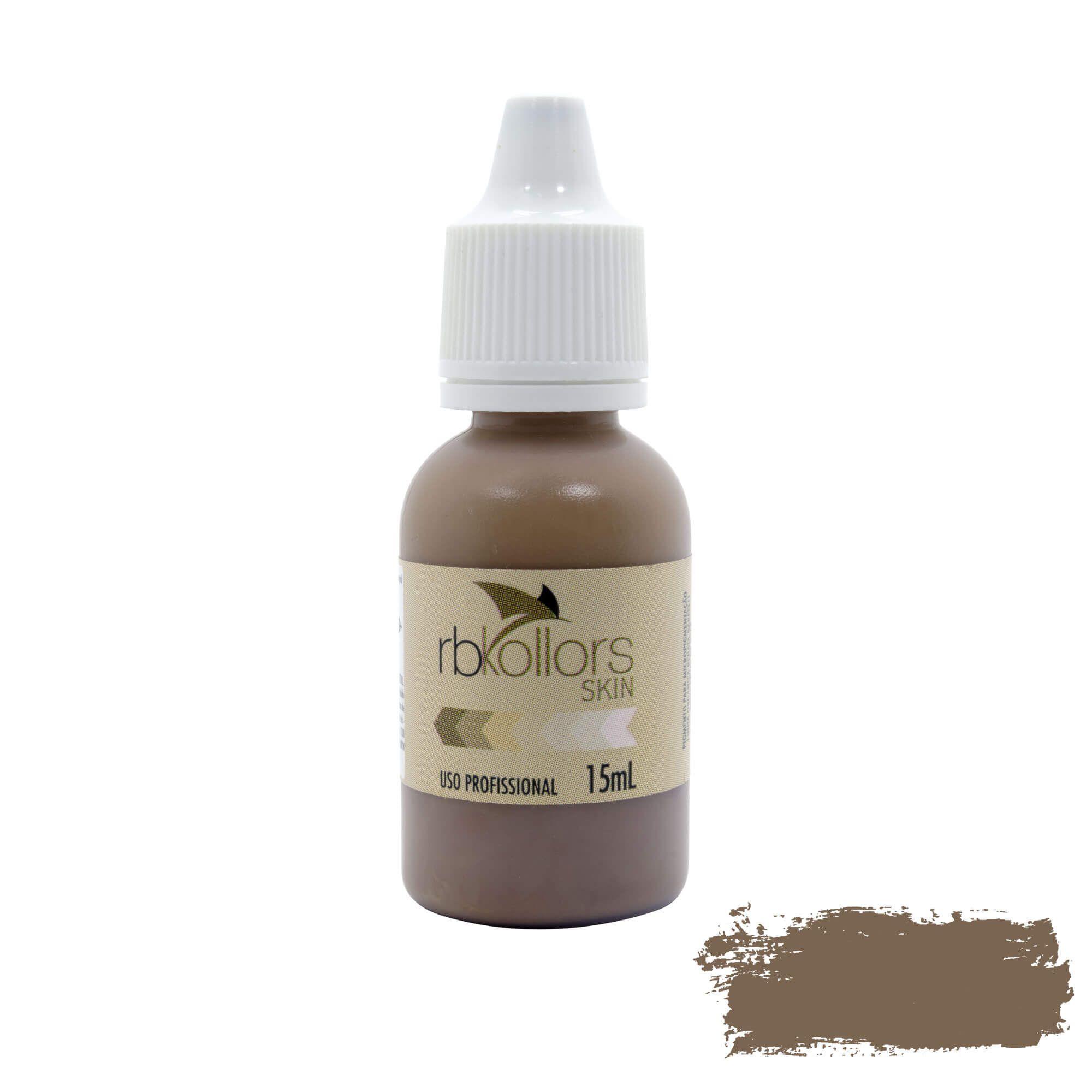 Pigmento Rb Kollors 15ml Skin 4