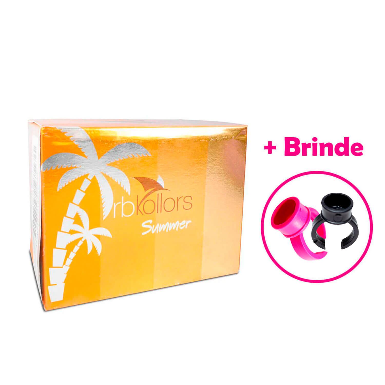 Pigmento Rb Kollors 5ml Linha Summer Kit 6 Cores