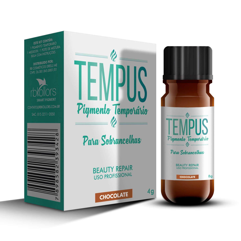 Pigmento Temporário Tempus Rb Kollors 4g Cores