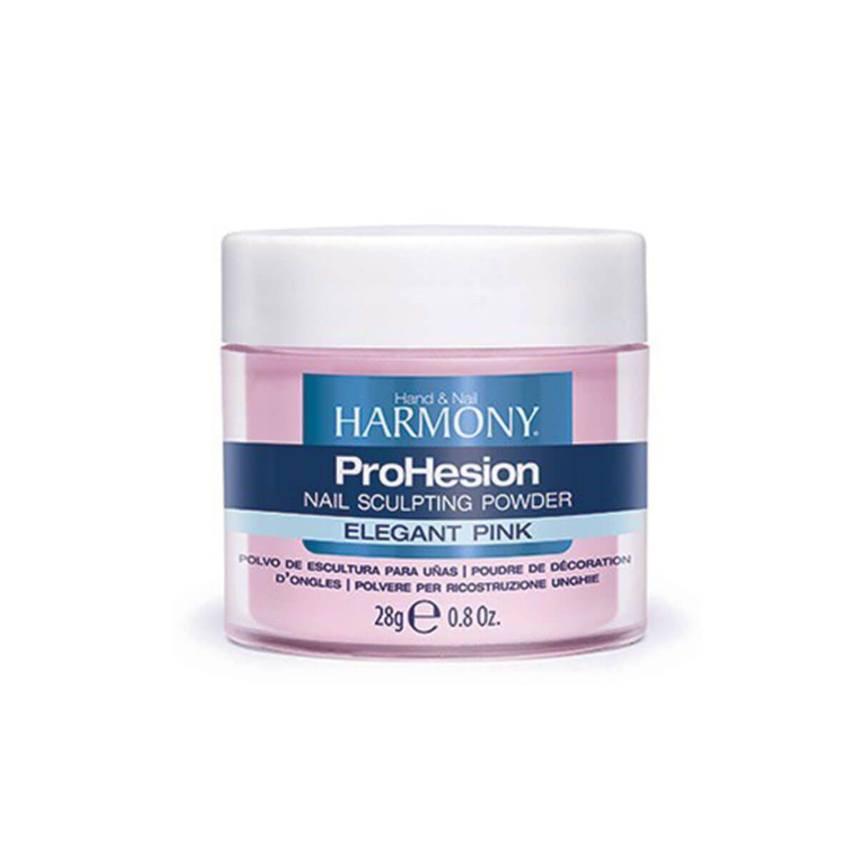 Pó Acrílico Harmony ProHesion Elegant Pink 28g