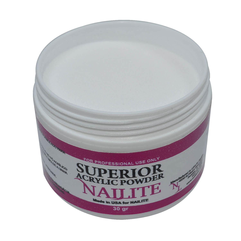 Pó Acrílico Nailite 30g para Extensão de Unhas