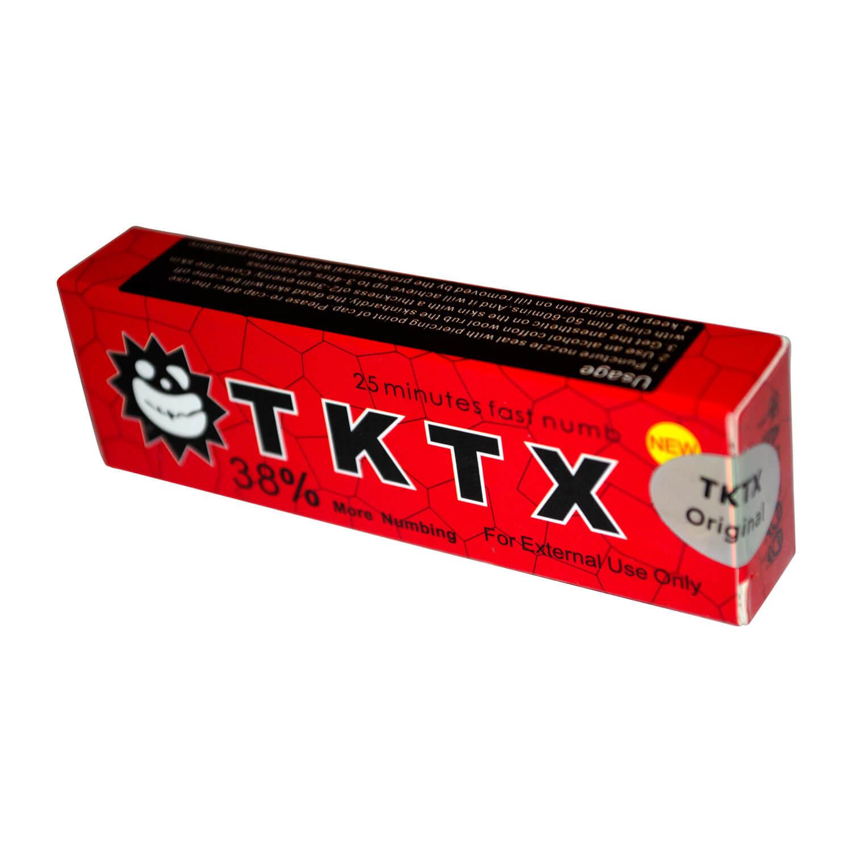 Pomada Anestésica TKTX 38% Vermelha