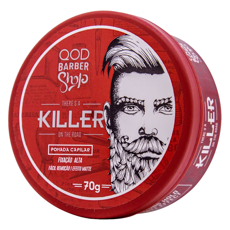 Pomada Killer QOD Barber Shop 70gr