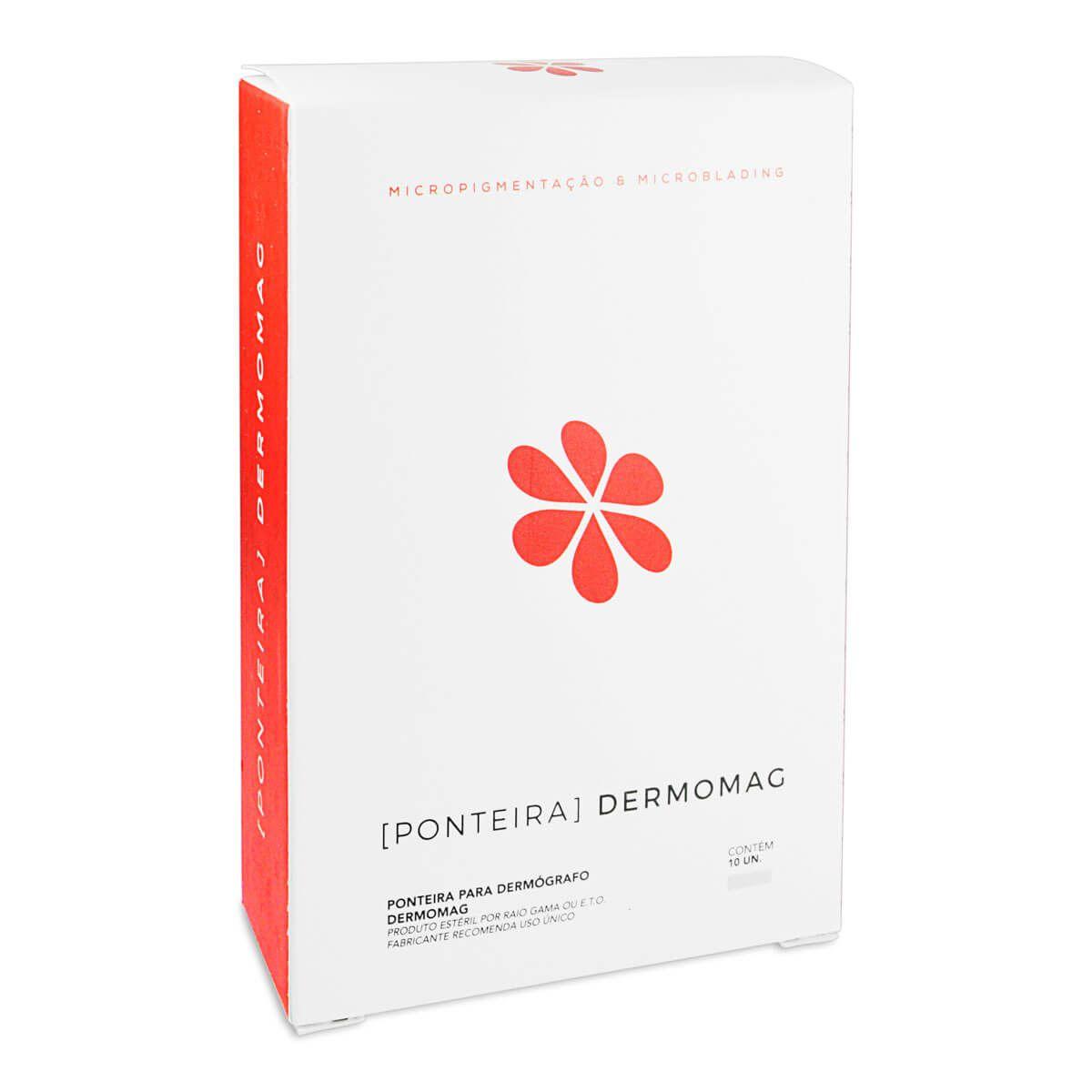 Ponteira Dermomag Circular Pen/Junior
