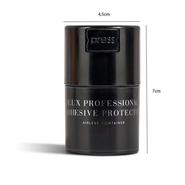 Pote Protetor de Adesivos Dlux Airless Container Pequeno